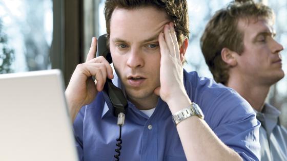 Quelques phrases importantes pour une conversation téléphonique en anglais