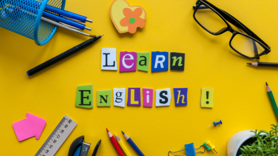 Conseils pour apprendre l'anglais à la maison  – formations d'anglais