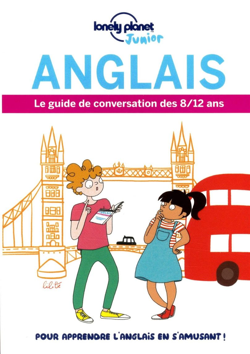 Guide de conversation en anglais Junior