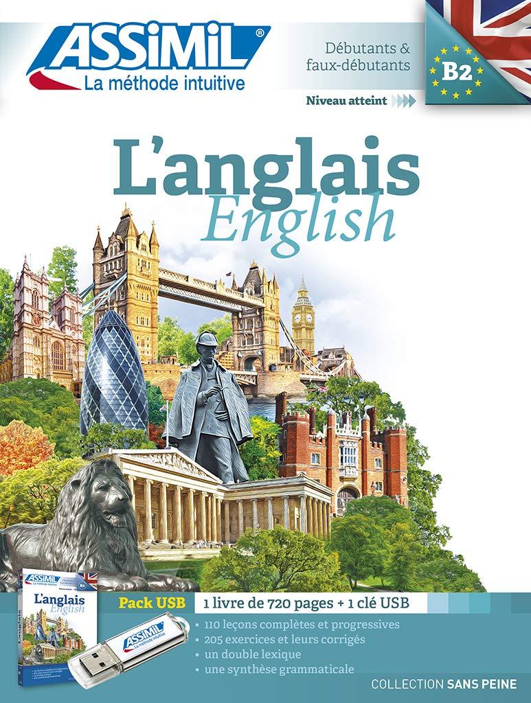 Méthode Assimil anglais pour débutants